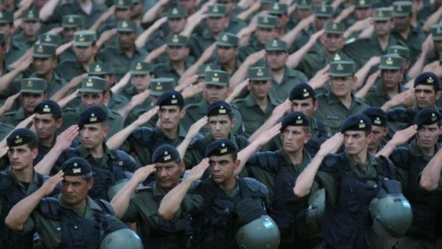 Granados quiere que vuelva el servicio militar