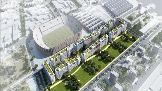 Procrear llega a parque patricios y pompeya pqv for Plan procrear viviendas