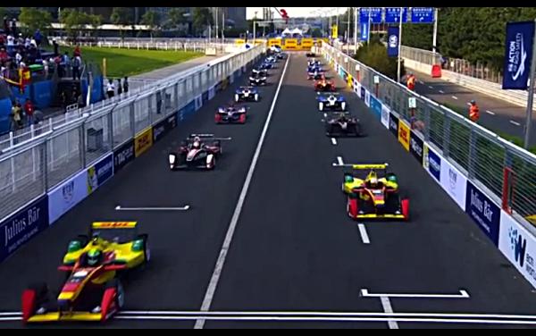 Fórmula E se corre este sábado en Puerto Madero