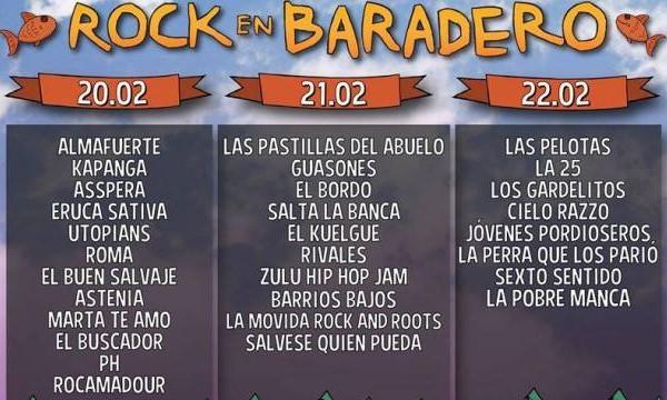 Rock en Baradero 2016