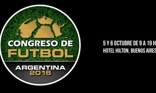 Congreso de fútbol en Argentina