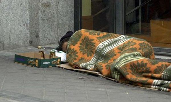 Preocupa el número de personas en situación de calle