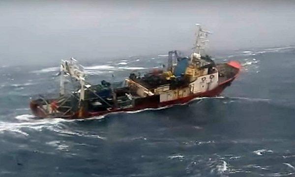 La tragedia del barco Repunte dejó en evidencia la precarización laboral que se vive en toda la industria pesquera