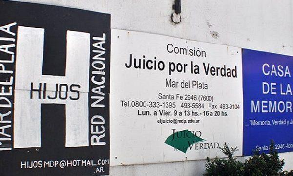 Quieren desalojar la Casa de la memoria en Mar del Plata