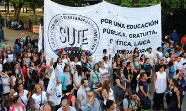 Docentes de Mendoza denuncian persecución ideológica