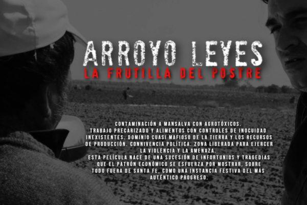 Arroyo Leyes: La frutilla del postre
