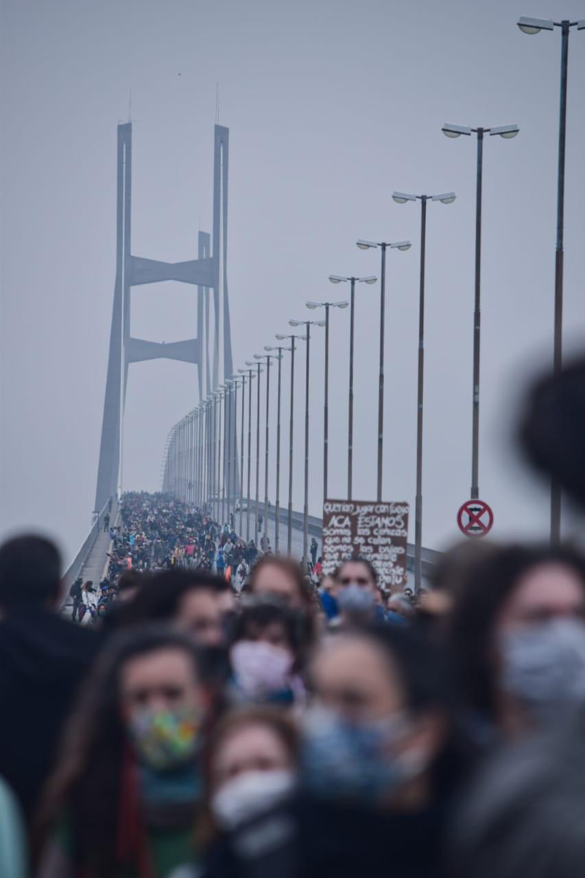 Marcha en Rosario